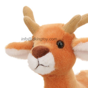 En71 Quality Cute Spotted Deer Soft Stuffed Plush Animal Toy pictures & photos