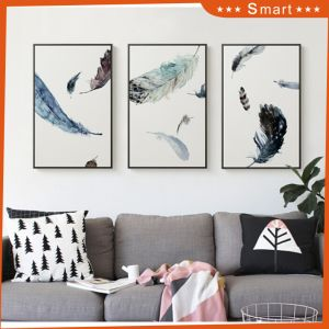 Birds Painting Art on Canvas Framed Wall Art Canvas Painting Decor pictures & photos