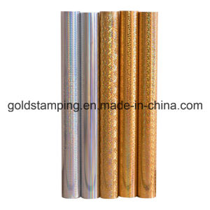 Hot Stamping Foil for PVC pictures & photos