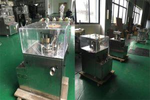 Tablet Press Machine with 1 Set Free Round Die pictures & photos