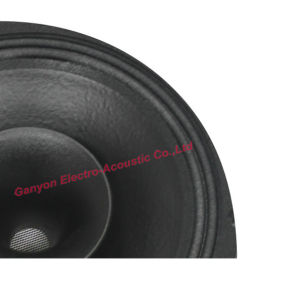 "10""-350W Coaxial Speaker, Gw-103cxa, 1.7"" Voice Coil pictures & photos"