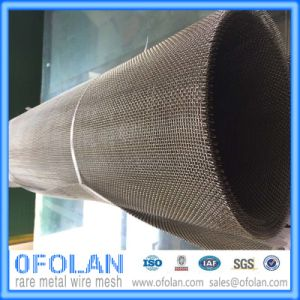 High Temperature Inconel 601 Nickel Alloy Wire Mesh pictures & photos