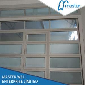 Aluminum Frame Glass Garage Door Transparent Garage Door pictures & photos