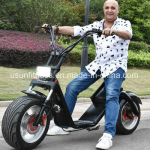 Fat Tire 1000W Electric Scooter with Bluetooth pictures & photos