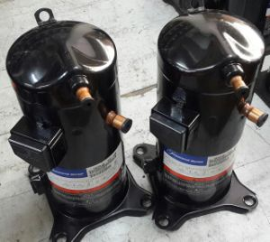 Emerson Copeland Compressor, Copeland Air-Conditioning Scroll Compressor (ZB45KQE-TFD) pictures & photos
