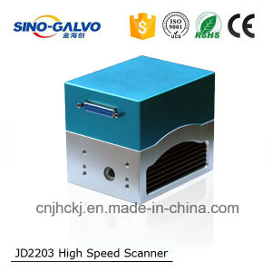 Popular Supplier High Speed Jd2203 10mm Beam Aperture Scan Head for Laser Marking Machine pictures & photos