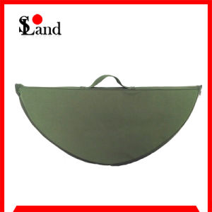 Green Telescopic Rod Reel Pouch Bag pictures & photos