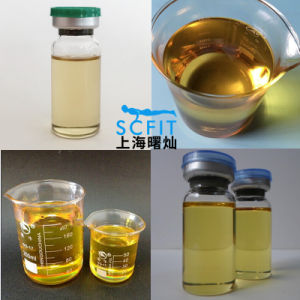 Anabbolic Steroids Trenbolone Acetate / Tren a Yellow Liquid CAS 10161-34-9 pictures & photos