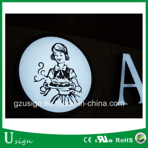 Outdoor or Indoor Advertising Acrylic LED Sign LED Billboard Aluminum LED Acrylic Channel Letters pictures & photos