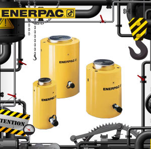 Rch-Series Hollow Plunger Cylinders 700bar Single-Acting (RCH120-1003) Original Enerpac pictures & photos
