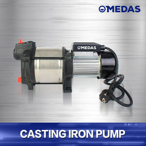 Sturdy Casting Iron Pump with Stainless Jacket for Irrigation pictures & photos