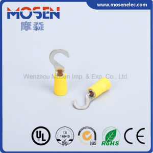 PVC Vinyl Insulataed Cable Terminal Cold Pressing Terminal pictures & photos