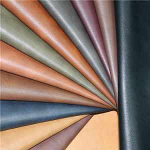 Quality PU Synthetic Leather for Handbags & Packaging Materials pictures & photos