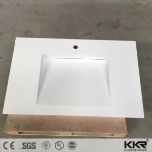 Sanitary Ware Marble Stone Basin for Hotel Bathroom (B170728) pictures & photos