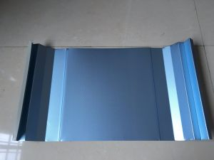 Aluminium Coated Galvanized Color Steel Plate pictures & photos