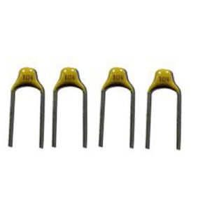 25V Radial Multi Layer Ceramic Capacitor (TMCC03 Mono capacitor) pictures & photos