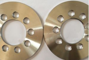 Gr2 Titanium Flange Forged /ASTM CNC Machined Parts ANSI B16.5 pictures & photos