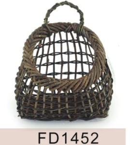Garden Decorative Handwoven Floral Basket pictures & photos