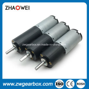 12V 24V High Torque Push Rod Gear Motor pictures & photos