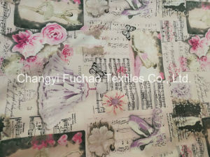 Cotton Fabric Modern Bedspread Twin Size Bed Cover Sheet pictures & photos