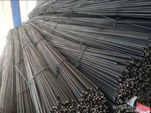 Deformed Steel Bar for Construction HRB335 pictures & photos