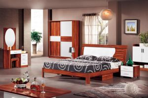 MDF Bedroom Furniture Sets in Beds