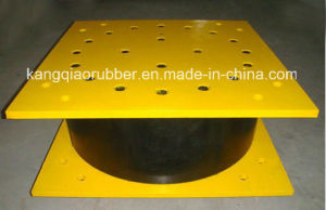 Seismic Isolation Lead Rubber Bearing Sold to Worldwide pictures & photos