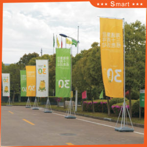 3/5/7 Metres Water Injection Flag / Water Base Flag for Advertising Model No.: Zs-017 pictures & photos