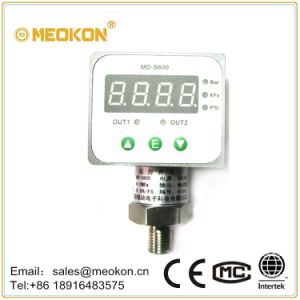 MD-S600 Water, Oil, Gas Digital Pressure Switch pictures & photos