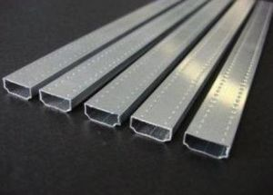 Aluminium Spacer Bar for Double Glass pictures & photos