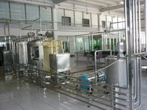 Milk Maker Factory Condensed Sweetened Milk Production Line for Sale pictures & photos