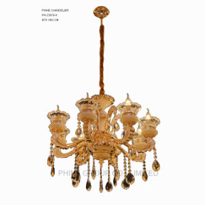 Chandelier Zinc Alloy Pendant Lighting for Home and Hotel pictures & photos