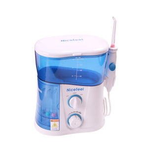 Teeth Cleaner Dental Water Jet Flosser Oral Irrigator Multi-Functional Tips pictures & photos