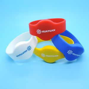 13.56MHz MIFARE Classic 1K gym fitness RFID NFC bracelet wrist band pictures & photos