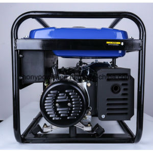 8kw Portable Gasoline Generator with Metal Frame pictures & photos