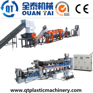 Waste PP PE Plastic Recycling Line pictures & photos