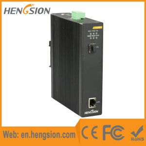 1 Gigabit Ethernet and 1 SFP Fiber Nport Industrial Network Switch pictures & photos