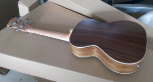 New Electric Koa Tenor Ukulele with UK300t Small Guitar Acoustic pictures & photos