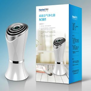 Portable Mini Tower Room Air Cleaner with Esp Carbon Filter pictures & photos