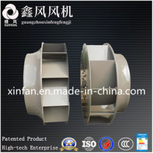630mm Backward Double Inlet Centrifugal Fan Impeller pictures & photos