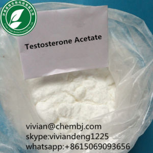 Bodybuilding Steroid Powder Testosterone Acetate CAS: 1045-69-8 pictures & photos