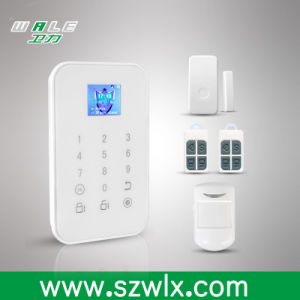 Home DIY 99 Wireless GSM Alarm System with Ios & Android APP pictures & photos