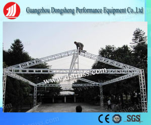 Good Quality DJ Stage Spigot Aluminium Truss System pictures & photos