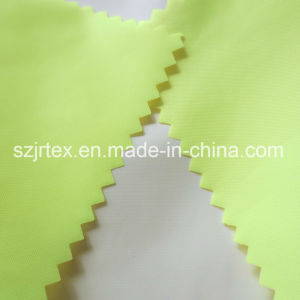 190t Nylon Taffeta Fabric with Coating for Garment and Raincoat Fabric