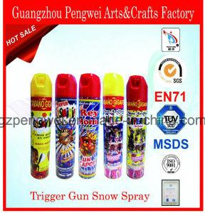 500ml Carnival Trigger Gun Snow Spray pictures & photos