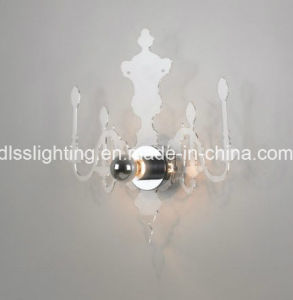 Hot Modern New Design Clear bulb Acrylic Wall Lamp for Hotel Decoration pictures & photos