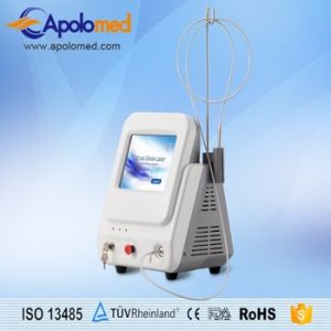 Spider Vein Removal Laser Diode 980nm Laser Vascular pictures & photos