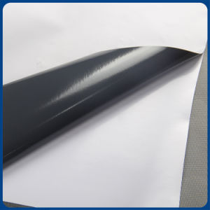 Digital Printing Material Grey Glue PVC Self Adhesive Vinyl pictures & photos