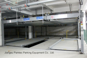 Pit Type Lift-Sliding Mechanical Parking System pictures & photos
