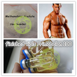 Methenolone Acetate High Purity Injection Liquid Finished Oil Primobolan 100mg/Ml pictures & photos